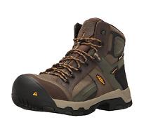 Keen Men's Davenport Mid Waterproof Composite Toe EH Boot 1016962
