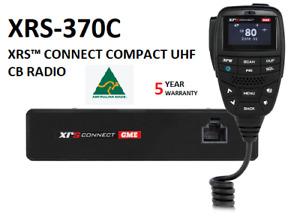 GME  XRS™ CONNECT COMPACT UHF CB RADIO  XRS-370C  5 YR WARRANTY