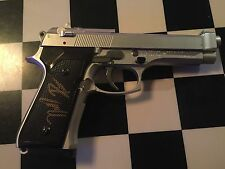 Michael Pena authentic signed autographed metal toy airsoft gun COA