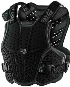 Troy Lee Designs Rockfight Chest Protector Black Size M/L