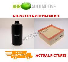 DIESEL SERVICE KIT OIL AIR FILTER FOR SEAT TERRA 1.4 48 BHP 1990-95