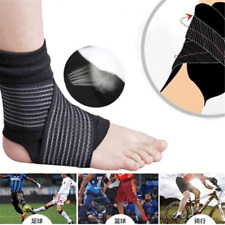 Foot Drop Orthotic Correction Ankle Support Brace Plantar Fasciitis Wrap UK