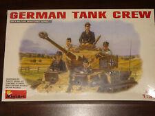 1/35  MINIART GERMAN TANK CREW