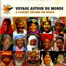 VARIOUS ARTISTS - A JOURNEY AROUND THE WORLD NEW CD