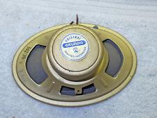 Vintage Grundig Oval Speaker - 6-1/4 x 4-3/8