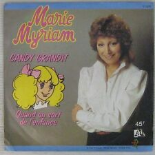 Candy 45 tours Marie Myriam 1983