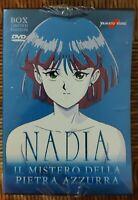Yamato Nadia Il Mistero della Pietra azzurra Limited Edition Box+1°Dvd Italiano!