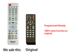 New listing New Universal Remote for Emerson/Sylvania Tv - Already Programmed