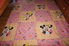 Disney Bettwäsche bedding Micky Maus vintage Mickey Minnie in love  80s 90s