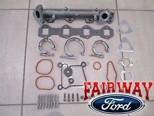 11 thru 14 Super Duty OEM Ford 6.7L Powerstroke Diesel RH Exhaust Manifold Kit