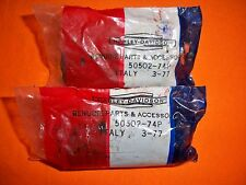 HARLEY AERMACCHI 1975 - 1978 SS125 SS175 SS250  FOOT PEG RUBBERS pair 50502-74P
