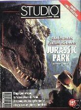 JURASSIC PARK STEVEN SPIELBERG french Magazine 70 Pages