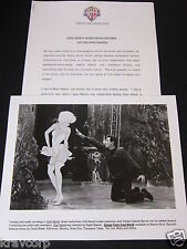 DAVID BOWIE/ENO/THE CULT 'COOL WORLD SOUNDTRACK' 1992 PRESS KIT--PHOTO