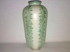 RUSCHA Vase Studio Pottery 815/2 IK Farn Wimple Floral  Art Nouveau Style 1954 ?
