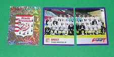 PANINI FOOTBALL FOOT 2006 STADE BRESTOIS 29 LE BLE COMPLET FRANCE 2005-2006