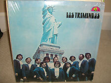 Los Tremendos - Self Titled Very Rare LP in Near Mint Conditions L5