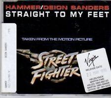 (BU967) Hammer/Deion Sanders, Straight To My Feet - 1995 DJ CD