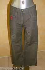 jeans ancho mujer KANABEACH fanni Talla 38 NUEVO CON ETIQUETA valor