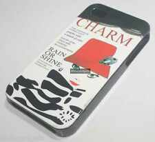 Designer Hard Shell Case With Front Back Screen Protector For Apple iPhone 4 4S