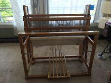 Nilus Leclerc 4 shaft jack floor loom