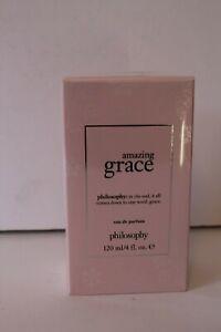 Philosophy AMAZING GRACE Eau De Parfum 4 oz Special Edition Snowflake Box