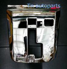 CHROME GEAR AUTOMATIC COVER TRIM FOR ALL NEW IZUSU D-MAX PICK UP MU-X SUV 2012UP
