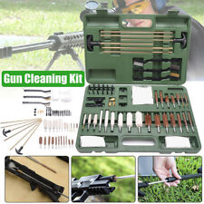 Universal Gun Cleaning Kit Rifle Pistol Handgun Shotgun Firearm Cleaner Tools
