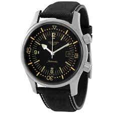 Longines Legend Diver Automatic Black Dial Men's Watch L37744500