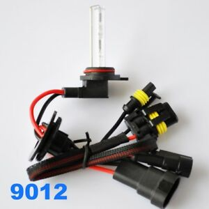 Brand NEW 9012 9012LL HIR2 Xenon HID replacement headlamp bulbs 2014 Scion tC