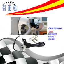 GRA, Tempomat, Control de crucero. TOYOTA LAND CRUISER, KDJ 90/95 - KDJ 120/125