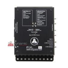 New listing Jl Audio Fix 86 Stereo Oem Integration Digital Sound Processor w Digital Eq Used