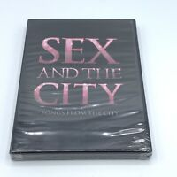 Sex And The City - Songs From The City (CD, 2008) Brand New And Sealed