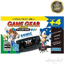 SEGA Game Gear Micro [Schwarz] Von Japan
