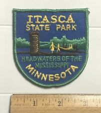 MINNESOTA patch ITASCA STATE PARK