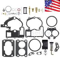 Carburetor Kit For 2 barrel Rochester 2GC 17057132 7055197 17057132 Mecruiser