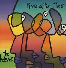 "Beloved Time After Time 3 mixes Uk 12"""