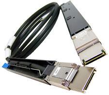 IBM 44E4831x Scalability 3m External Cable NEW 46M3513 Molex Black Cable L80323G