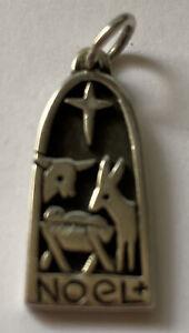 james avery sterling silver noel nativity charm