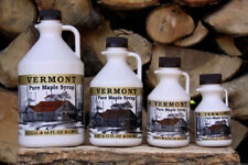 Vermont Golden Delicate (former Fancy) Grade A 100% Pure VT Maple Syrup