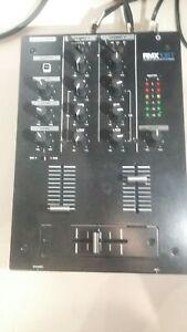 Reloop RMX-10BT Compact 2 Channel Bluetooth Dj Mixer - Black