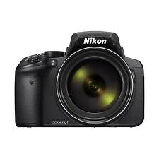 Nikon USA COOLPIX P900 16MP Digital Camera (Black) w/ 83x Optical Zoom & Wi-Fi