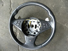 06 07 08 09 BMW M5 M6 SMG Paddle Shift Steering Wheel OEM ORIGINAL