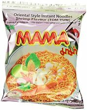 10 Packages Mama Tom Yum Flavour Instant Noodles
