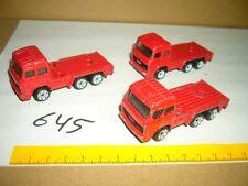 Konvolut Nr. 645 Modellautos SIKU Iveco LKW ohne Aufbau 0815, 0816