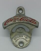 Vintage Drink Coca-Cola COKE ~ STARR X Wall Mount Bottle Opener Germany #12
