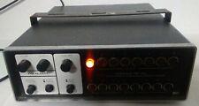 Realistic Patrolman Pro-16A VHF/UHF Scanner 3 Band 16 Channels Auto Scanning Rec