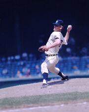 1968 Detroit Tigers DENNY MCLAIN Glossy 8x10 Photo Baseball Print Poster