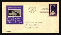 US SC# 853 FDC / IOOR Cachet / Single - Z19519