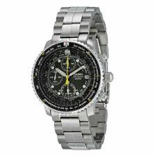 Seiko SNA411 Flight Alarm Chronograph Wrist Watch for Men