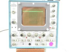 Tektronix 1481C Waveform Monitor - TV- Oszilloskop